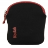 Kodak Camera Case Neoprene Black / Red for FZ43 FZ53