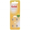 Kodak Hearing Aid Batteries Size P10 Yellow - 4 Pack
