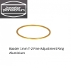 Baader 1mm T-2 Fine Adjustment Ring Aluminium (Gold)