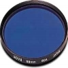 Hoya 52mm Standard 80A Blue Filter
