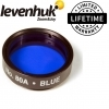 "Levenhuk 1.25"" Optical Filter 80A Blue"