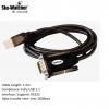 Sky-Watcher Synscan USB To Serial RS232 Converter Cable