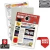 Baader 20x30cm AstroSolar 3.8 OD Safety Photo Film