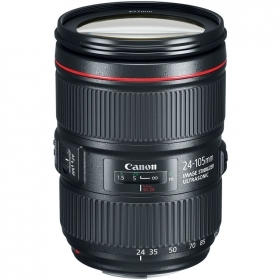 Canon EF 24-105mm F4L IS II USM Zoom Lens