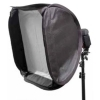 Dorr 40x40cm Square Softbox Kit For Camera Flashes