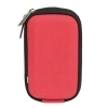 Dorr Velvet Hard Camera Case - Red