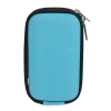 Dorr Velvet Hard Camera Case - Turquoise