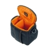 Dorr Yuma Photo Bag - Small Black and Orange