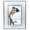 Dorr 7x5-Inch Silverstar Siena Steel Photo Frame