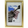 Dorr A4 New York Gold Photo Frame