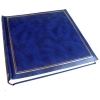 Dorr Classic Blue Traditional Photo Album - 100 Sides