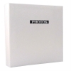 Dorr Elegance White Traditional Photo Album - 50 Sides