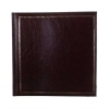 Dorr Classic Large Burgundy Traditional Photo Album - 100 Sides