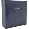 Dorr Elegance Blue Traditional Photo Album - 60 Sides