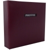Dorr Elegance Red Traditional Photo Album - 60 Sides