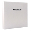 Dorr Elegance White Traditional Photo Album - 60 Sides