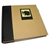 Dorr Green Earth Black Elephant 6x4 Slip In Photo Album - 200 Photos
