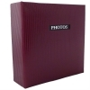 Dorr Elegance Red 6x4 Slip In Photo Album - 200 Photos
