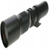 Dorr Danubia 500mm  F8.0 T2 Telephoto Lens with Aperture Setting