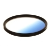 Dorr 72mm Blue Graduated Colour Filter
