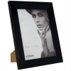 Dorr Lack Black 8x6 Photo Frame
