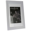 Dorr Lack White 12x8 Photo Frame