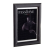 Dorr Guidi Glossy Black Wooden 6x4 Photo Frame
