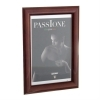 Dorr Guidi Glossy Dark Brown Wooden 7x5 Photo Frame