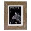Dorr Driftwood Brown 8x6 Photo Frame