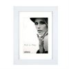Dorr Bloc White 7x5 inch Wood Photo Frame with 5x3.5 inch insert