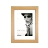 Dorr Bloc Natural 7x5 inch Wood Photo Frame with 5x3.5 inch insert