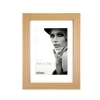 Dorr Bloc Natural 8x6 inch Wood Photo Frame with 6x4 inch insert