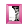 Dorr Trend Pink 6x4 inches Wood Photo Frame