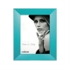 Dorr Trend Turquoise 8x6 inches Wood Photo Frame
