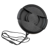 Dorr 58mm Professional Replacement Lens Cap Inc Cap Keeper