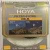 Hoya 58mm Circular Polarizer Slim Filter