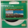 Hoya 55mm G series circular polarizing filter