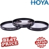 Hoya 46mm Close-Up Kit (+1,+2,+4) HMC (Multi-Coated)