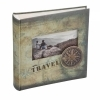 Kenro 6x4 Inch Compass Design Holiday Memo Album 200