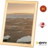 Kenro 6x4 Inch Frisco Wood Natural Frame