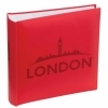Kenro 6x4 Inch London Skyline Memo Album 200