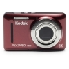 Kodak PIXPRO FZ53 Red Camera with Case