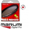Marumi 52mm DHG Variable ND2-ND400 Neutral Density Filter