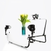 NanGuang Photography Table (Small) 3-Head Lighting Kit