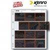 Kenro 120mm Acetate Negative File Pages Pack of 25