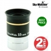 SKY-Watcher 15mm Ultrawide Eyepieces 1.25 31.7mm Format
