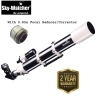 Sky-Watcher Evostar 100ED DS PRO OTA With 0.85x Focal Reducer/Correct