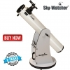 SkyWatcher Skyliner-150 Classic F/1200 Parabolic Dobsonian Telescope