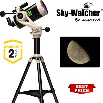 Skywatcher Skymax 127mm (5 Inc) Deluxe Alt-Azimuth Maksutov Telescope