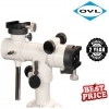 OVL SkyTee-2 Heavy Duty Dual Load Alt-Azimuth Mount Head
